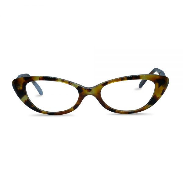 Vintage Table Eight Cats Eyes Optical Frame
