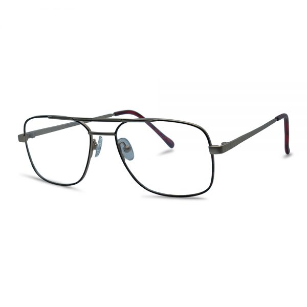 Vintage Large Metal Optical Frame #M182