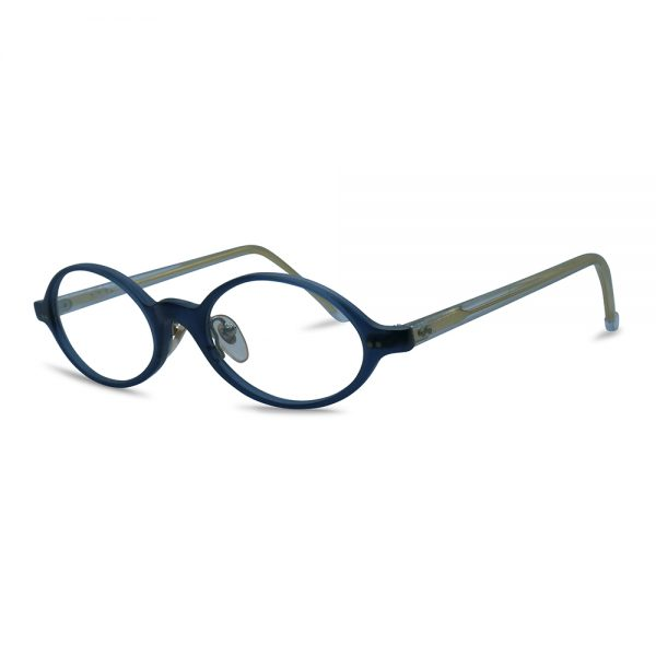 Vintage Table Eight Round Optical Glasses #SV03
