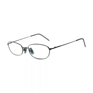 Calvin Klein Stainless Steel Optical Frame
