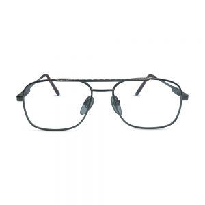 Vintage Large Metal EyeGlasses Optical Frame