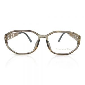 Vintage Christian Dior Optical EyeGlasses Frame #2891A