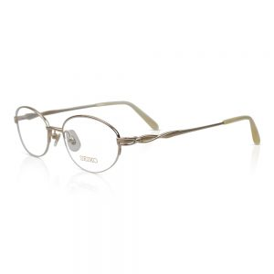 Seiko 100% Titanium Optical EyeGlasses Frame #219