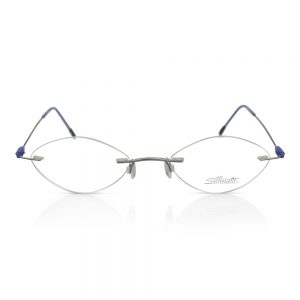 Silhouette Rimless Optical EyeGlasses Frame #6583