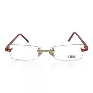 Gianfranco Ferre Rimless EyeGlasses Optical Frame