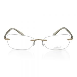 Silhouette Rimless Optical EyeGlasses Frame #6611
