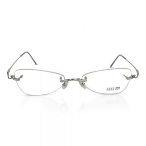 Anna Sui Rimless Optical Eyeglasses Frame #AS02001
