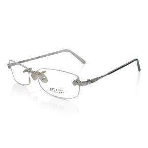 Anna Sui Rimless Optical Eyeglasses Frame #AS08102