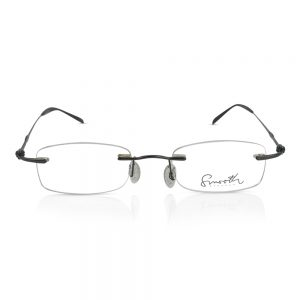 Smooth Eyewear Rimless Optical EyeGlasses Frame
