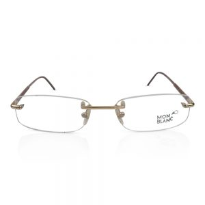Mont Blanc Rimless Optical EyeGlasses Frame #MB78