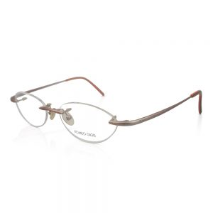 Romeo Gigli Rimless Optical EyeGlasses Frame