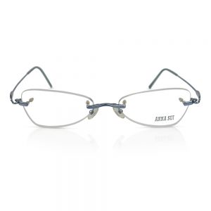 Anna Sui Rimless Optical EyeGlasses Frame #AS02003