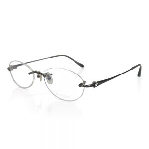 Shiseido Titanium Rimless Optical EyeGlasses Frame #SH9004