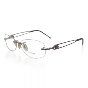 Givenchy Rimless Optical EyeGlasses Frame