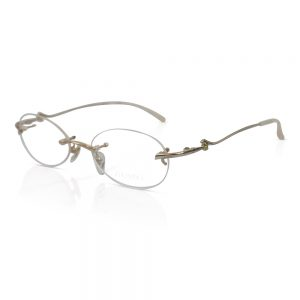 Shiseido Titanium Rimless Optical EyeGlasses Frame