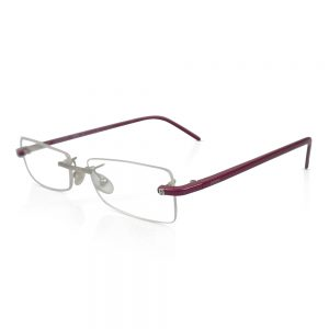 Gianfranco Ferre Rimless Optical EyeGlasses Frame #GF13802