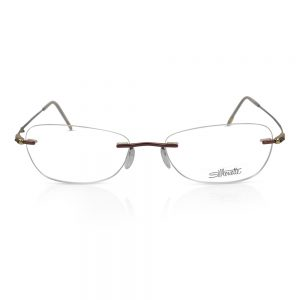 Silhouette Rimless Optical EyeGlasses Frame #6618