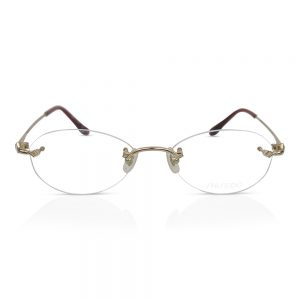 Shiseido Titanium Rimless Optical EyeGlasses Frames #9004