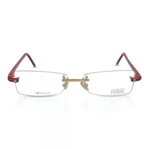 Gianfranco Ferre Rimless Optical EyeGlasses Frames #13801