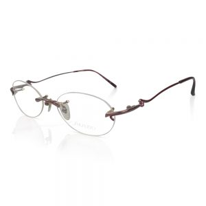 Shiseido Titanium Rimless Optical EyeGlasses Frame #2071