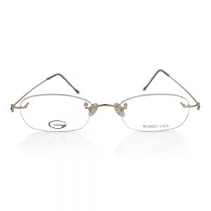 Romeo Gigli Rimless Optical EyeGlasses #81001