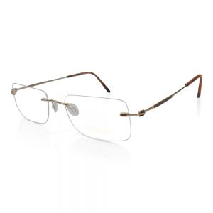 Silhouette Rimless Optical EyeGlasses Frame #7491