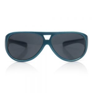 Sparkly Blue Kids Sunglasses/Fashion Spectacles