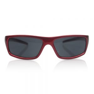 Metallic Red Kids Sunglasses/Fashion Spectacles