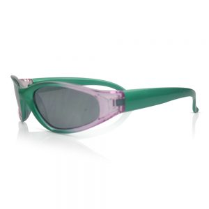 Clear & Green Kids Sunglasses/Fashion Spectacles