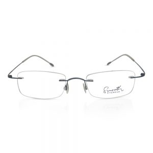 Smooth Rimless Optical EyeGlasses Frame #RU-02