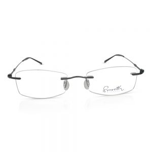 Smooth EyeWear Optical Frame Gun Silver #495-9