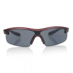 Dark Red Kids Sunglasses/Fashion Spectacles