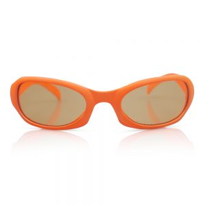 Bright Orange Kids Sunglasses/Fashion Spectacles