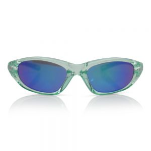 Clear with Blue Lens Kids Sunglasses/Fashion Spectacles